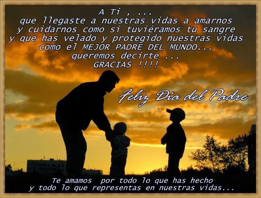 Imagenes para el Dia Del Padre con Frases