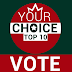 Vote For The Next Week Top 10 (Open untill August 27, 2016) (CLOSED)