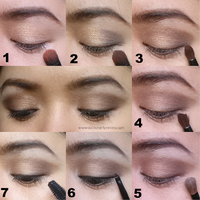 How To Apply Basic Eye Makeup