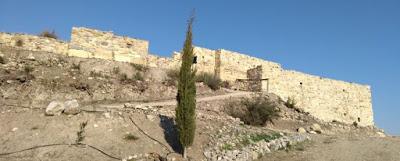 Muralla de Begastri.