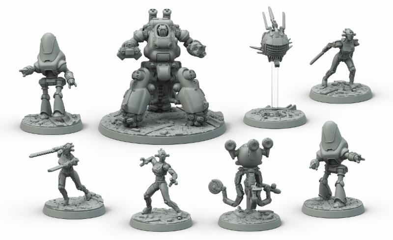 Wargame News And Terrain Modiphius Entertainment Fallout