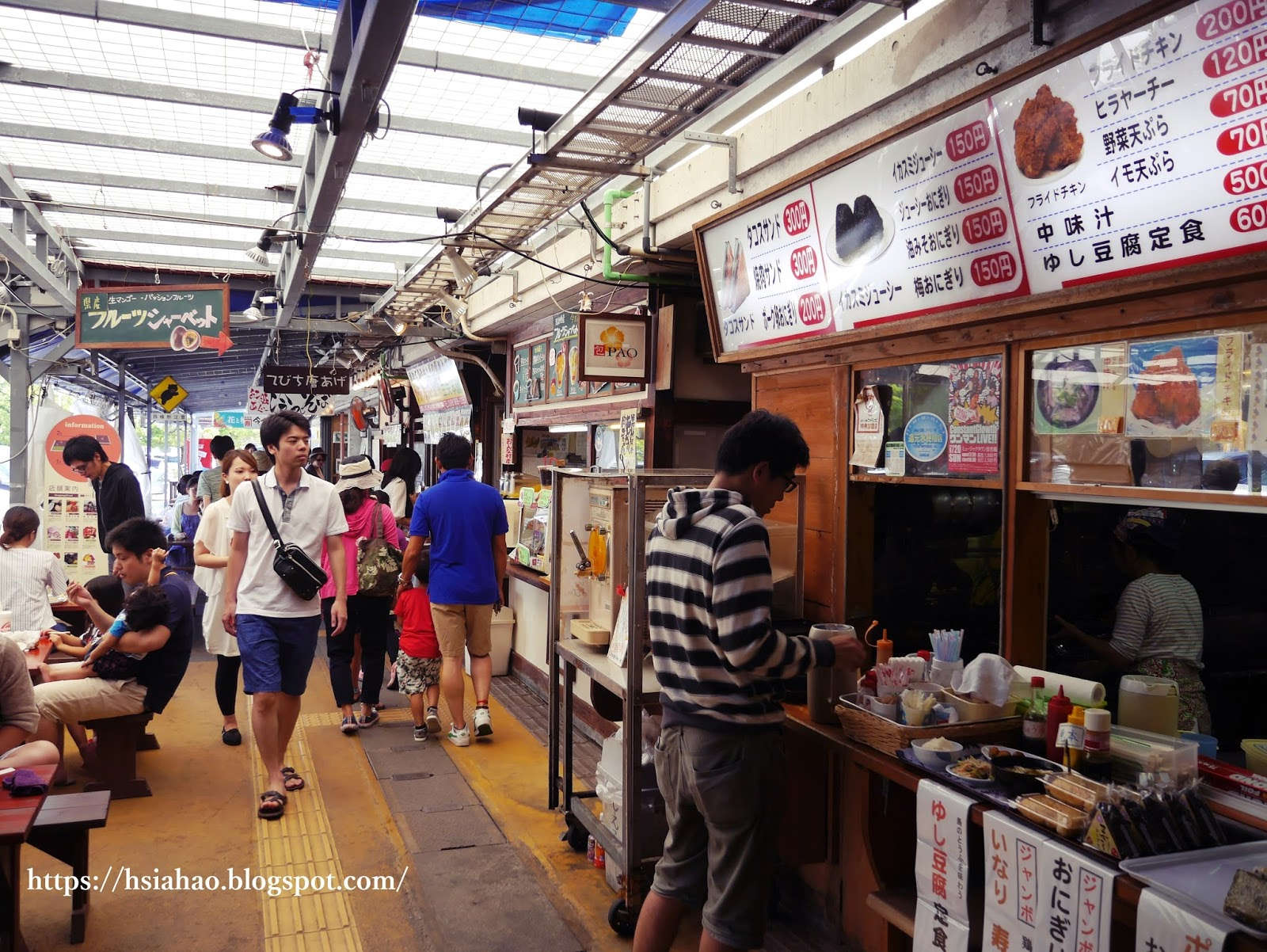 沖繩-推薦-景點-恩納車站-自由行-旅遊-Okinawa-Yomitan
