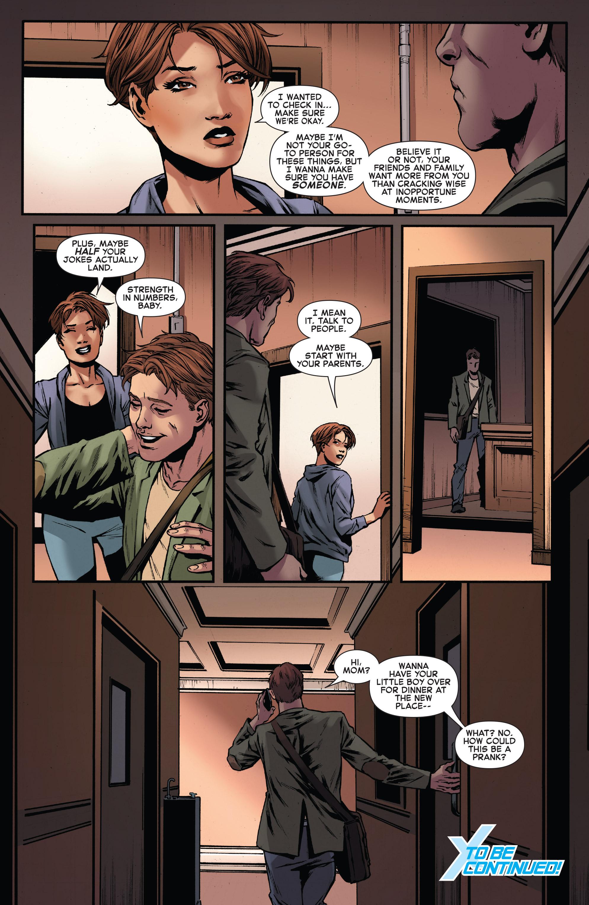 Read online Iceman (2017) comic -  Issue #2 - 22