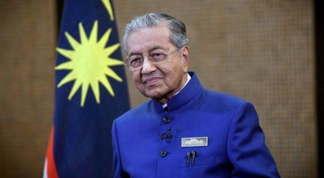Mahathir jawab wartawan
