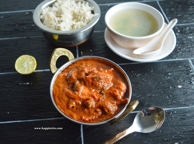 Butter Chicken Masala Recipe
