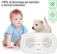 Logo AngLink : partecipa e vinci gratis un Repellente ultrasuoni per la tua casa