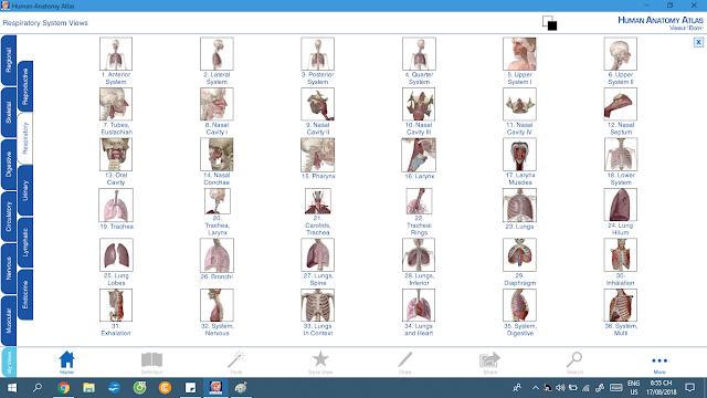 phan mem giai phau hoc human anatomy atlat 3d tôi học y