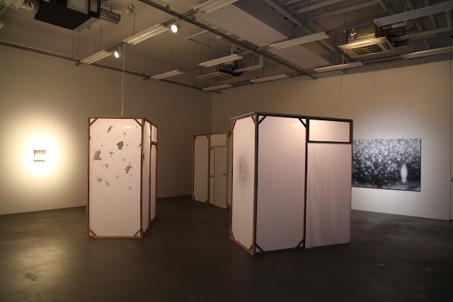 "Solo exhibition ""Sights"" @ Musashino Art University gFAL"