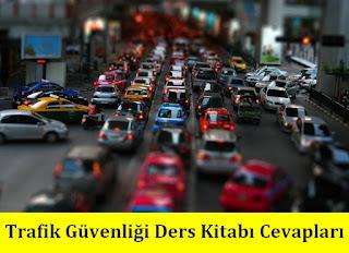 4. Sınıf Trafik Güvenliği Anıttepe Yayınları Ders Kitabı Cevapları