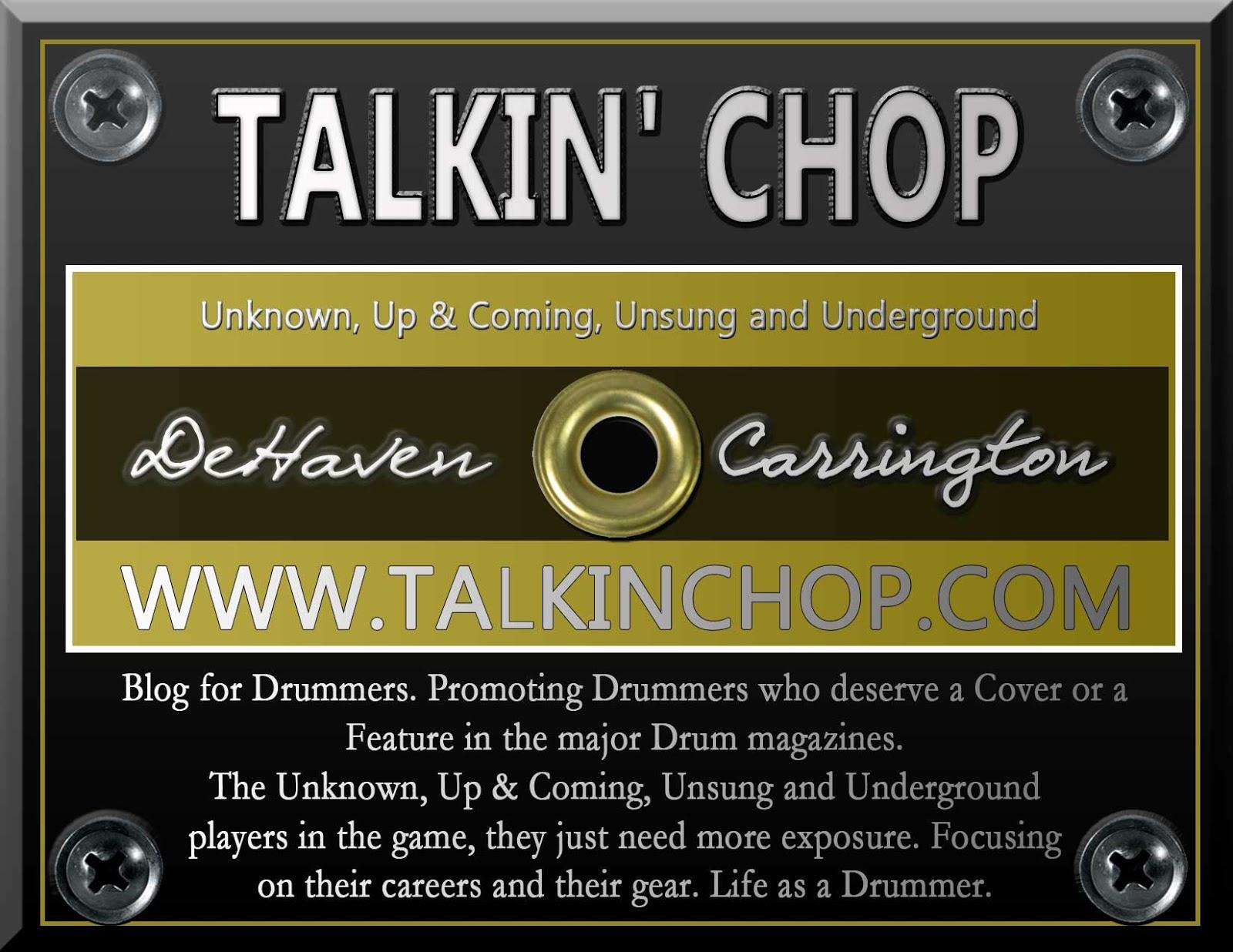 TALKIN\' CHOP: Volume 41 - Sean Bresach