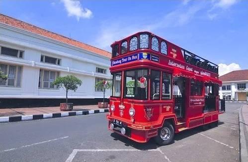 Bandros - Bandung Tour On Bus di Bandung