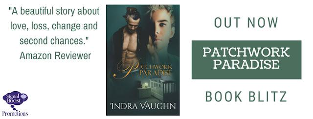 Book Blitz - Indra Vaughn - Patchwork Paradise