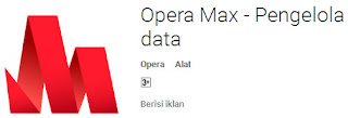 Mempercepat internet dengan operamax browser