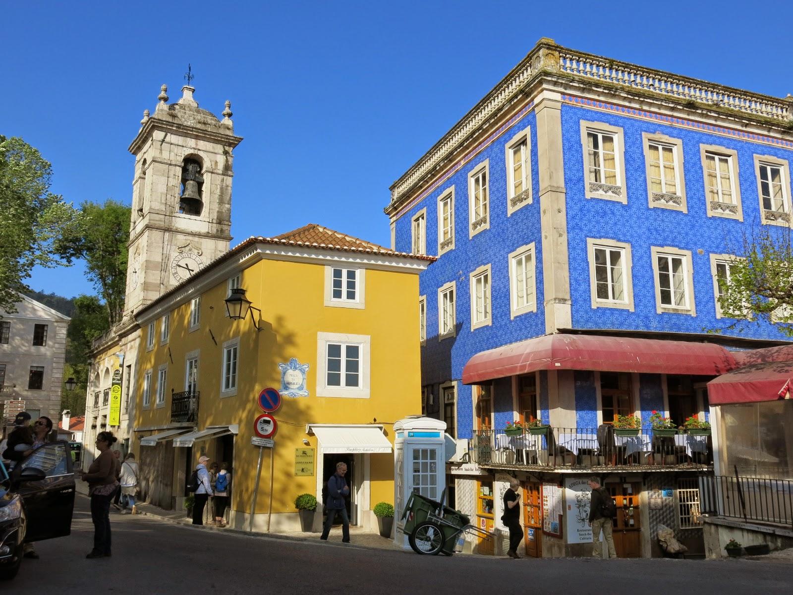 Sintra - Centro historico
