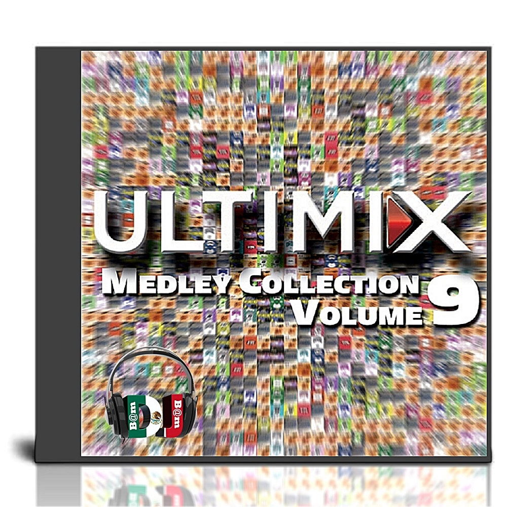 Missing Hits 7 : ULTIMIX MEDLEY COLLECTION VOL 9