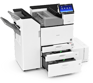 Ricoh SP 8400DN Printer monochrome Duplex laser Review and Driver Download
