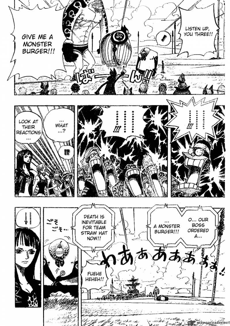 One Piece Ch 312