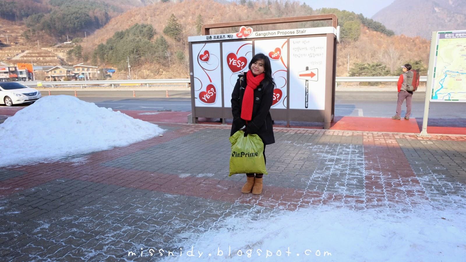 gangchon station