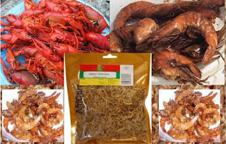 Dried Crayfish Export from Nigeria:Made Easy