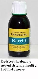 Nervi 2 (tinktura za nerve)