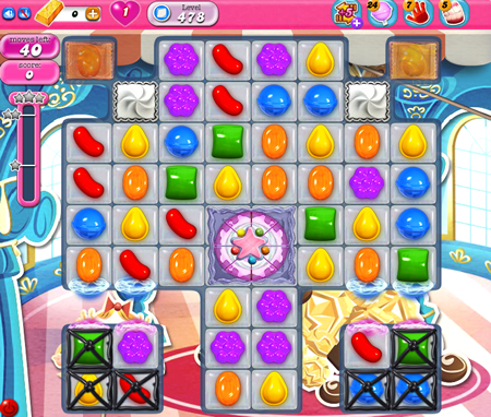 Candy Crush Saga 478