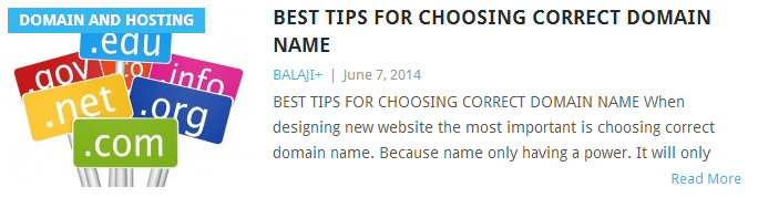 BEST TIPS FOR CHOOSING CORRECT DOMAIN NAMES WHILE REGISTERING
