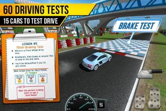Download Permainan Driving School Test Car Racing APK Version 1.2