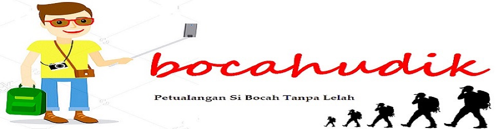 Bocahudik.com - Travel Blogger Medan and Lifestyle Blogger Medan