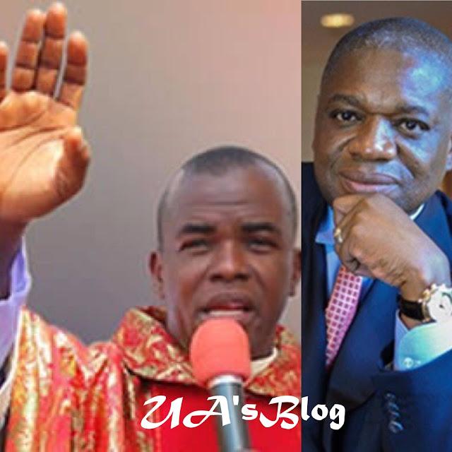Emulate Orji Kalu — Fr. Mbaka Urges Igbo Elites