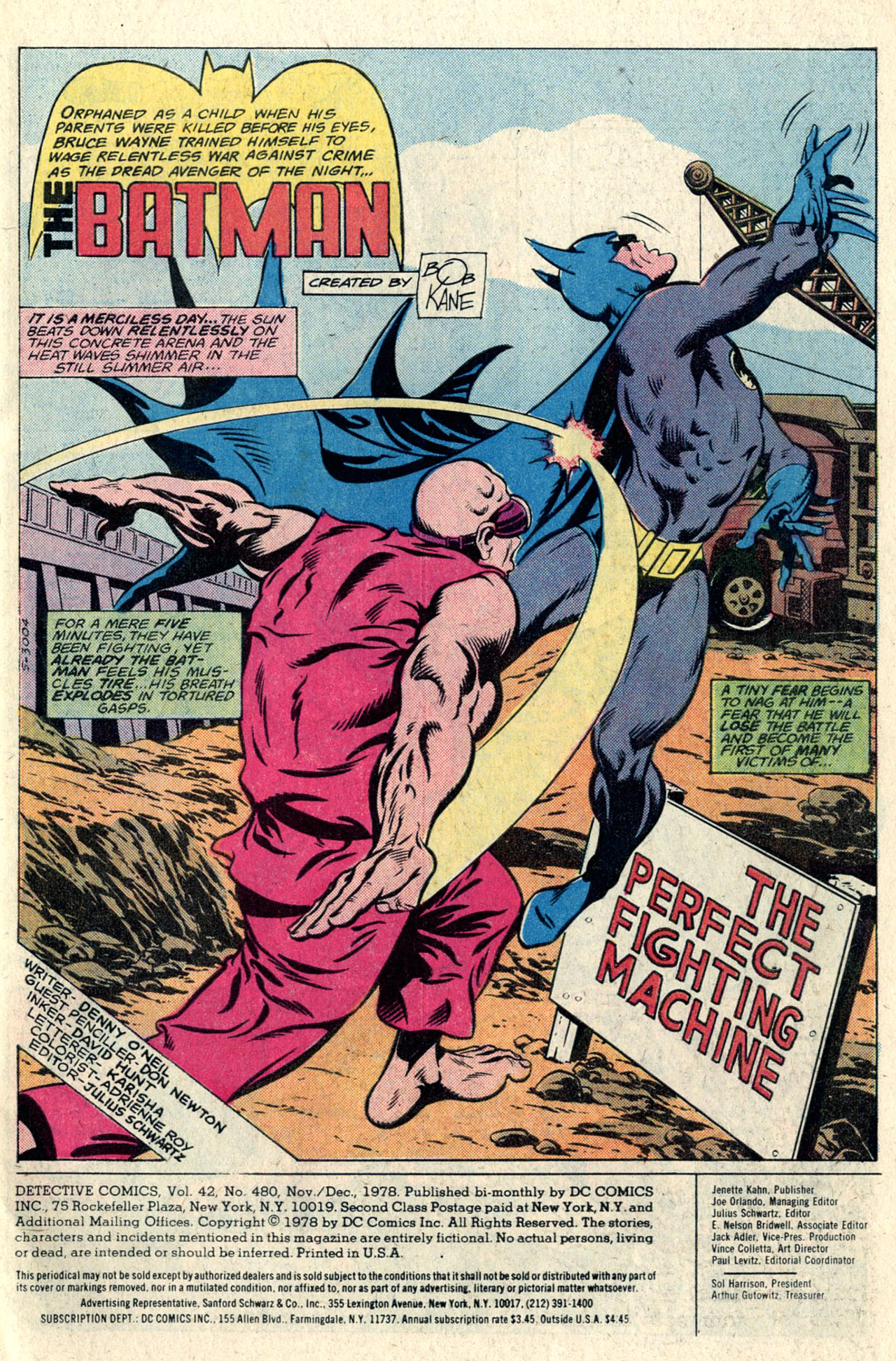 Detective Comics (1937) 480 Page 2