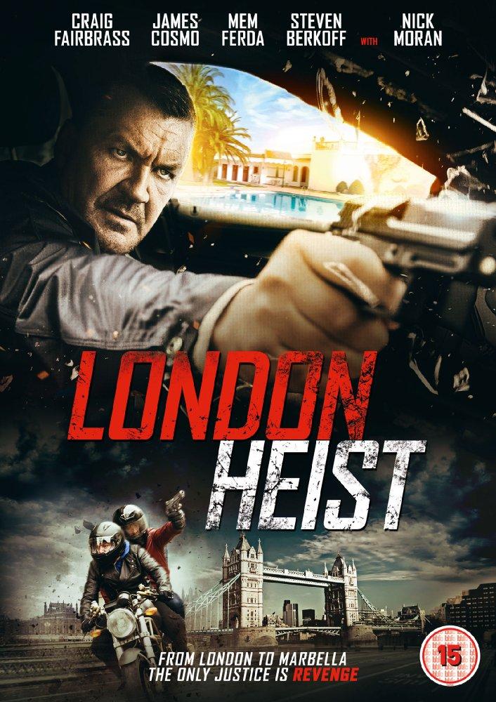 London Heist [2017] [DVDR] [NTSC] [Subtitulado]