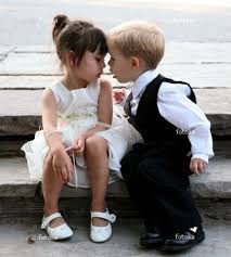 Top latest hd Baby Boy to Girl frist kiss images photos pic wallpaper free download 12
