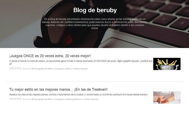 Blog de Beruby