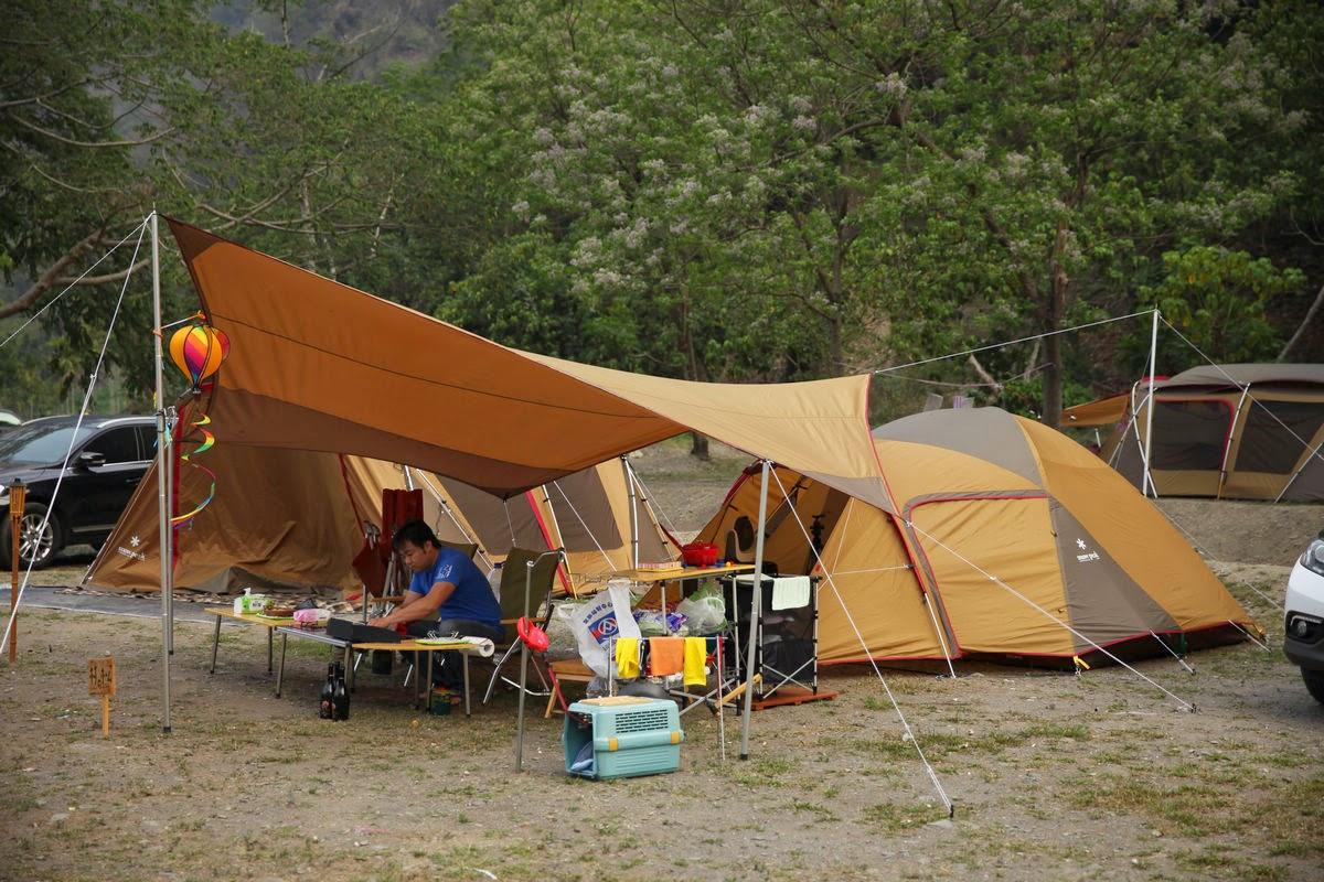 自然取向: 我的帳篷要如何跟天幕搭配呢(上)?