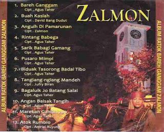Zalmon – Bareh Ganggam