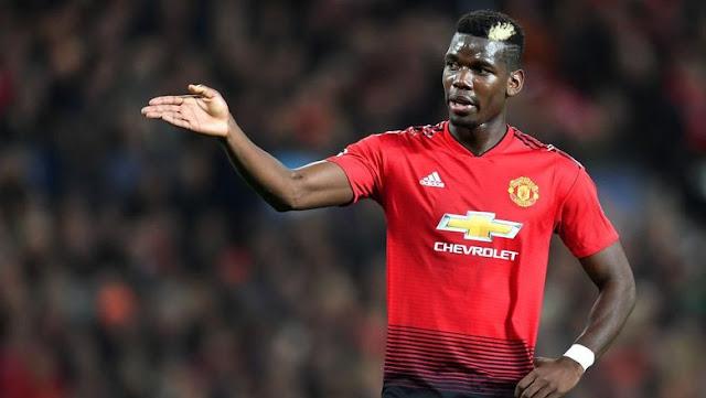 Paul Pogba Dikabarkan Tidak akan Bermain Jelang Derbi Manchester