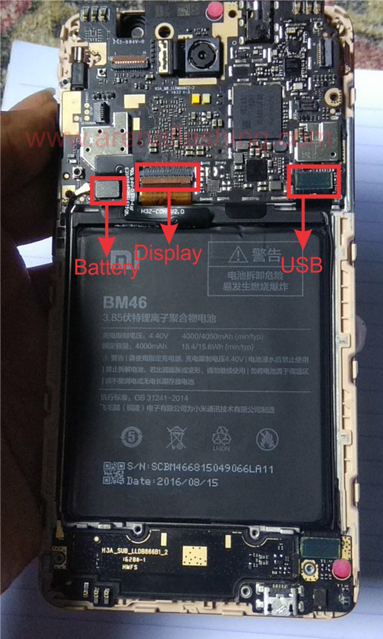 Test Point Redmi Note 3 Pro : point, redmi, Point, Xiaomi, Redmi, Dunia, Gatget