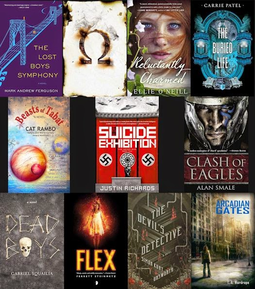 2015 Debut Author Challenge Cover Wars - March 2015 Winner