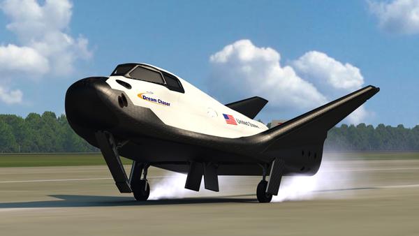 sierra nevadas dream chaser spacecraft - photo #23