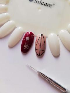 nails | paznokcie | jesienne paznokcie | autumn nails | inspiracje na paznokcie | geometry nails