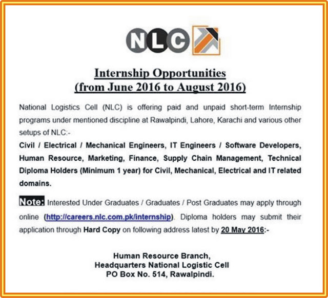NLC Offers Paid Internship Program for Freshers in All Subjects