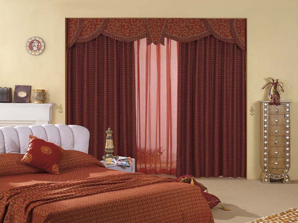 New Home Designs Latest.: Modern Homes Window Curtain Designs