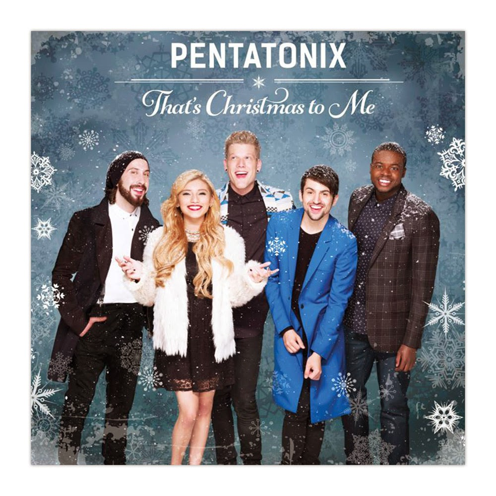 And shaun album review pentatonix s quot that s christmas to me