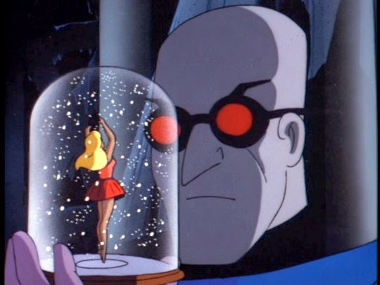 """Heart of Ice"" form Batman: The Animated Series"