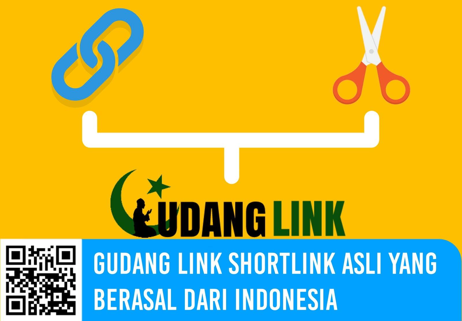 Gudang Link Shortlink Asli yang Berasal dari Indonesia
