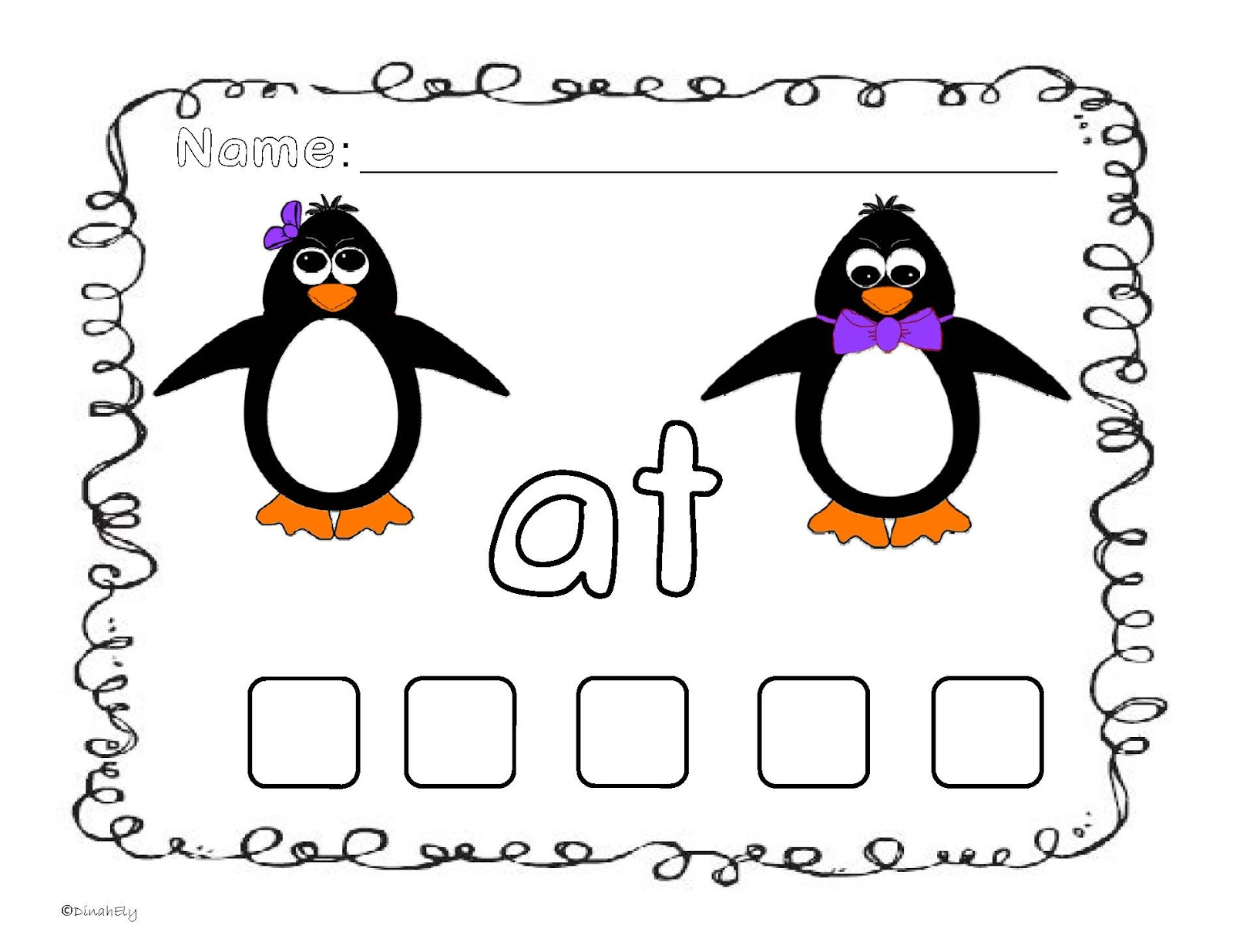 The Traveling Classroom Arctic Penguin Spoons Literacy Unit And Writing Activity Centers