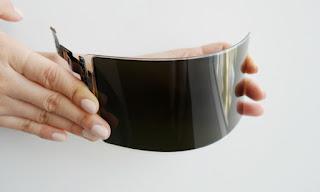 سامسونج تعلن عن تطوير شاشة غير قابلة للكسر