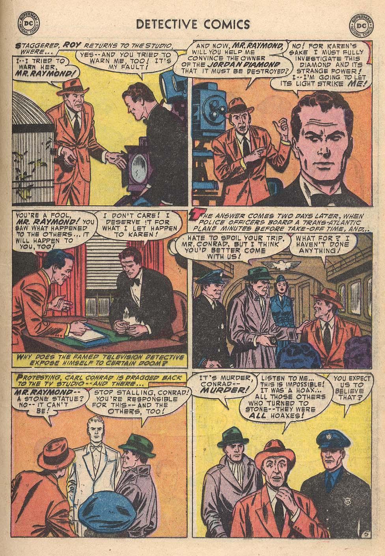 Read online Detective Comics (1937) comic -  Issue #210 - 21