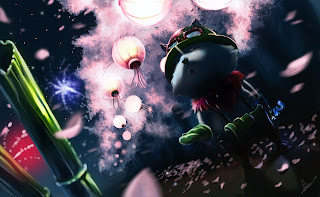 Art of Revelry Teemo
