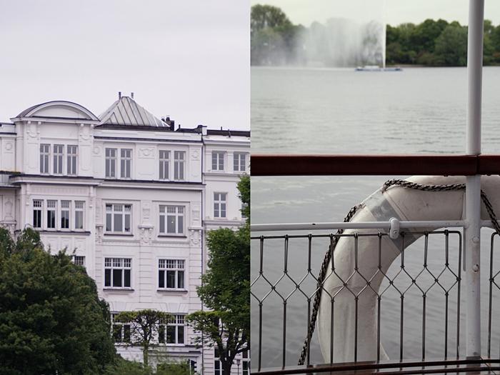 Hamburg entdecken: Alsterrundfahrt | Tasteboykott
